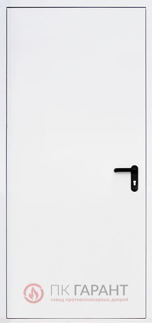 Металлическая дверь Однопольная противопожарная дверь EI-60 №1
